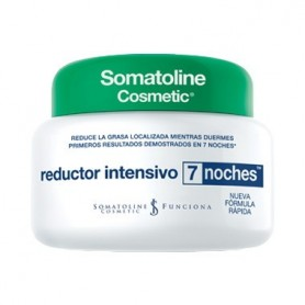 SOMATOLINE COSMETIC REDUCTOR CREMA ULTRA-INTENSIVO 7 NOCHES 400 ML