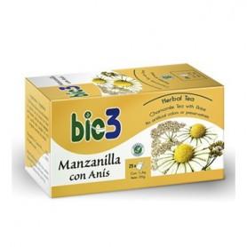 BIE3 MANZANILLA CON ANIS 1.4 G 25 FILTROS
