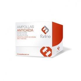 FARLINE AMPOLLAS ANTICAIDA 12 AMP