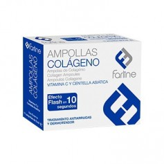 FARLINE AMPOLLAS DE COLAGENO 2 ML 11 AMP