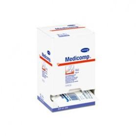 MEDICOMP COMPRESAS NON WOVEN APOSITO ESTERIL 10 X 20 CM 25 SOBRES 2 U