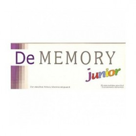 DEMEMORY JUNIOR 20 VIALES