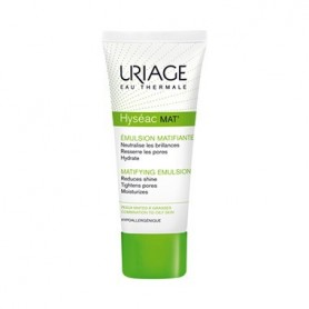 HYSEAC EMULSION HIDRATANTE MATIFICANTE URIAGE 40 ML