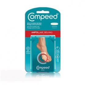 COMPEED AMPOLLAS HIDROCOLOIDE T- PEQ 6 U