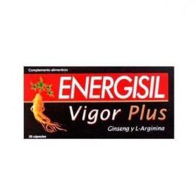 ENERGISIL PLUS 30 CAPS