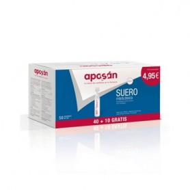 SRO FISIOL APOSAN 50MONOD 5ML
