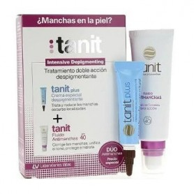 TANIT DOBLE ACCION DESPIGMENTANTE (TANIT PLUS + TANIT FLUIDO ANTIMANCHAS)