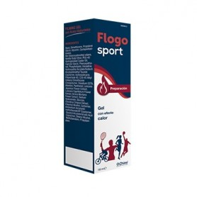 FLOGO SPORT PREPARACION GEL EFECTO CALOR 100 ML