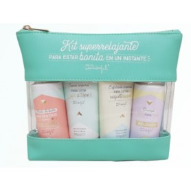 SINGULADERM KIT CORPORAL RELAJANTE MR WONDERFUL