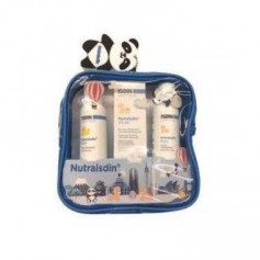 NUTRAISDIN TRAVEL PACK BODY + ZN 40 + GEL-CHAMPU