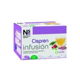 NS CISPREN INFUSION 20 SOBRES