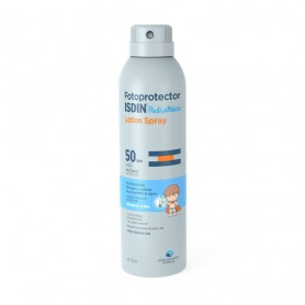 FOTOPROTECTOR ISDIN PEDIATRICS SPF-50+ LOTION SPRAY CONTINUO 250 ML