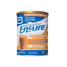 ENSURE NUTRIVIGOR 850 G LATA CHOCOLATE