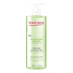 TOPICREM AC GEL LIMPIADOR 400 ML