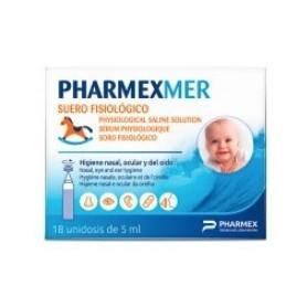 PHARMEXMER SUERO FISIOLOGICO 30 UNIDOSIS X 5 ML