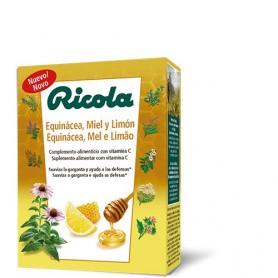RICOLA PASTILLAS EQUINACEA MIEL LIMON 50 G