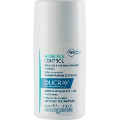 DUCRAY HIDROSIS CONTROL ANTI-TRANSPIRABLE AXILAS ROLL-ON 40 ML