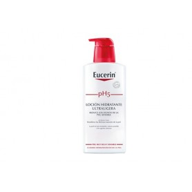 EUCERIN PH5 LOCION HIDRATANTE ULTRALIGERA 400 ML