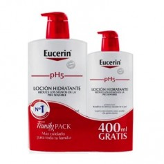 PACK EUC LOCION PH5 1L+400 ML
