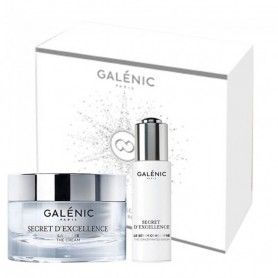 GALENIC COFRE SECRET D´EXCELLENCE LA CREMA 50 ML + SERUM 10 ML