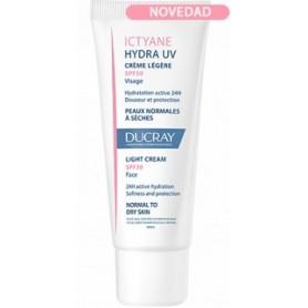 ICTYANE HIDRA UV SPF 30 CREMA LIGERA DUCRAY 40 ML