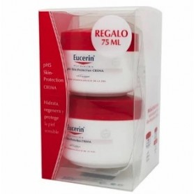 PACK EUCERIN CREMA PH5 100ML +75ML