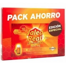 JUANOLA JALEA REAL DUPLO ENERGY PLUS 14 VIALES X 2