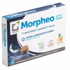 MORPHEO EFECTO FLASH 15 COMPRIMIDOS BUCODISPERSABLES