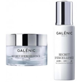 GALENIC COFRE SECRET D´EXCELLENCE EL SECRETO DE LA BELLEZA ETERNA: SERUM 30 ML + CREMA 15 ML