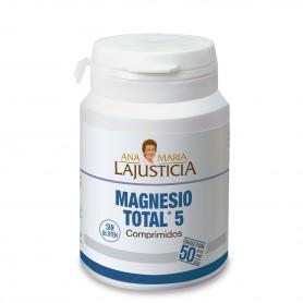 MAGNESIO TOTAL 5 SALES 100 COMPRIMIDOS