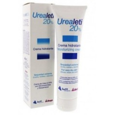 UREALETI 20% CR HIDRAT 100 ML