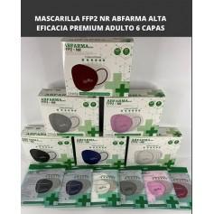 MASCARILLA KN95 FFP2 1 UNIDAD