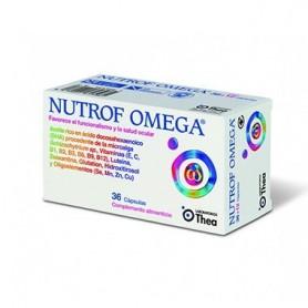 NUTROF OMEGA CAPS 36 CAPS