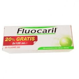 DUPLO AHORRO: FLUOCARIL BI-FLUORE 250 (125 ML X 2 UNIDADES)