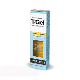 T-GEL CHAMPU ANTICASPA C NORMAL Y SECO NEUTROGENA 250 ML