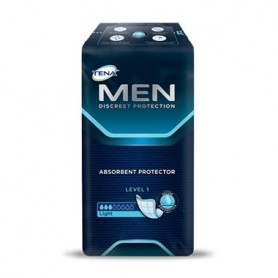 ABSORB INC ORINA LIGERA TENA MEN LEVEL-1 24 U